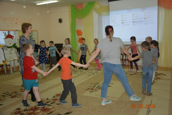 1 Танец