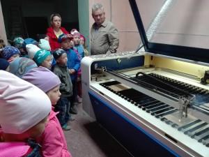 Завод - это интересно для детей!!!