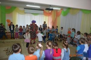 День Знаний в детском саду №6