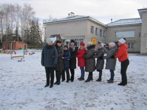 Мастер-класс по проведению коммуникативных и подвижных игр в детском саду № 6.