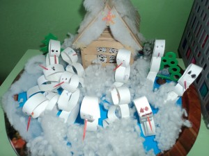 Снеговик - лучший друг Деда Мороза