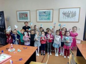 Экскурсия в Детскую Школу Искусств